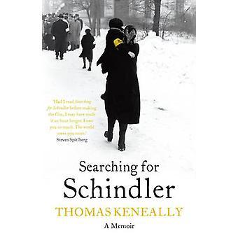 Auf der Suche nach Schindler von Thomas Keneally - 9780340963265 Buch