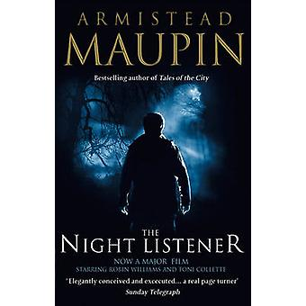 The Night Listener by Armistead Maupin - 9780552142403 Book