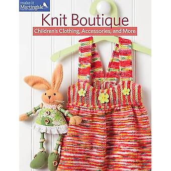 Knit Boutique - Children's Clothing - Accessories - and More by Martin