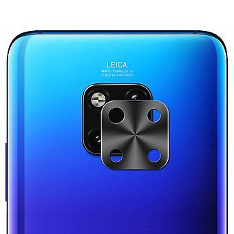 Anneau de protection métalliques caméra arrière pour Huawei mate 20 Pro noir accessoires nouveau