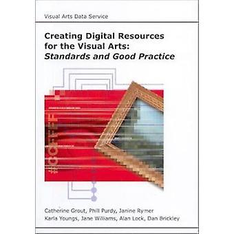 Het creëren van digitale bronnen voor de beeldende kunst - normen en goede Pr