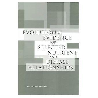 Evolution of Evidence