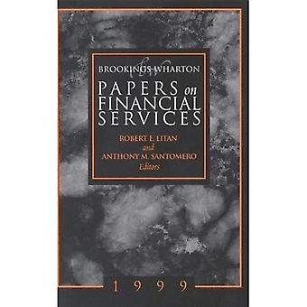 Brookings-Wharton Papers over financiële diensten 1999