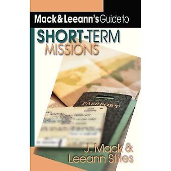 Mack e di Leeann guida per missioni di breve durata