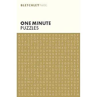 Bletchley Park eine Minute Rätsel