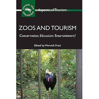 Djurparker och turism: bevarande, utbildning, underhållning?