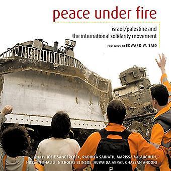 Fred under beskydning: Israel/Palæstina og den internationale solidaritetsbevægelse