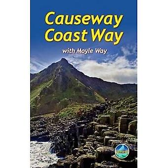 Causeway Coast Way: With Moyle Way (Rucksack Readers)