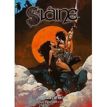 Slaine: Treasures of Britain