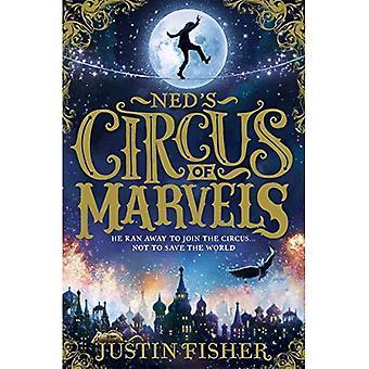 Ned's Circus van wonderen (Ned's Circus van wonderen, boek 1) (Ned's Circus van wonderen)