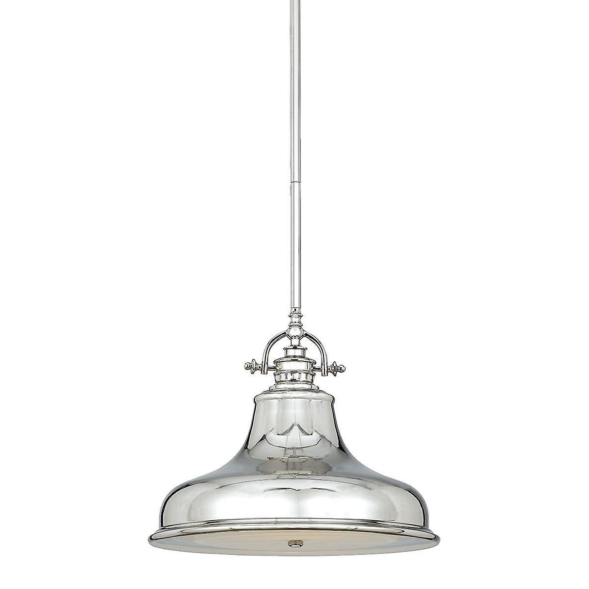 Emery Imperial argent Pendant - Elstead Lighting Qz   Emery   P   M IS