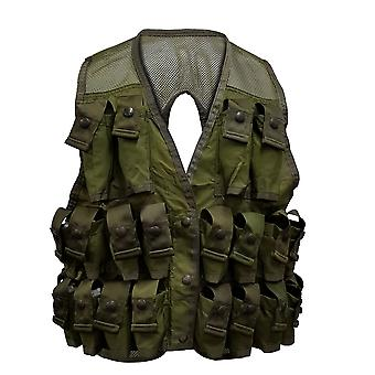 Militaire 24 Pocket granaat Vest Paintball Airsoft