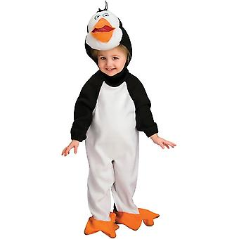 Madagascar Penguin Rico Infant Costume