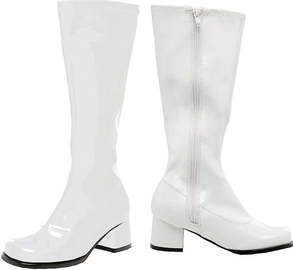 Gå gå Boot barn størrelse 1 hvit