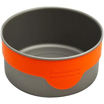 TOAKS Heat-Resistant Soft Pliable Silicon Band for Bowl BND-01 - Outdoor Camping