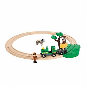 BRIO Safari Starter Set 33720