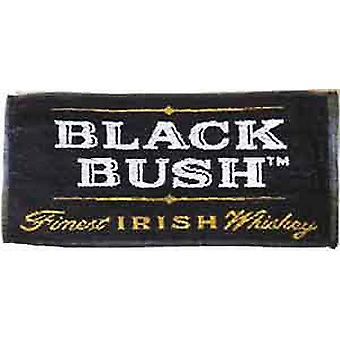 Black Bush Whiskey Bar Handtuch