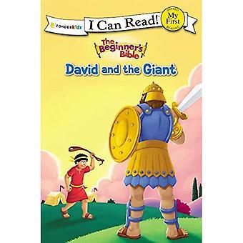 Nybörjares Bibeln David och jätten (jag kan läsa! / nybörjare Bibeln)