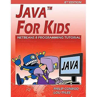 Java voor Kids NetBeans 8 Programming Tutorial door Conrod & Philip