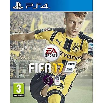 FIFA-17 PS4 Spiel