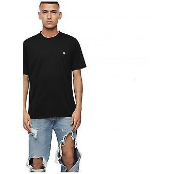 Diesel T-justy T-skjorte-svart