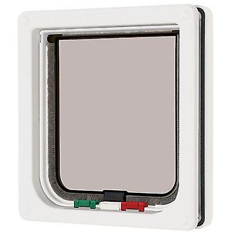 Cat Mate 4 Way Cat Door - White