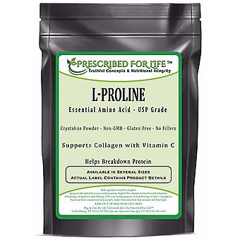 Proline (L) - Pure USP Granular Amino Acid
