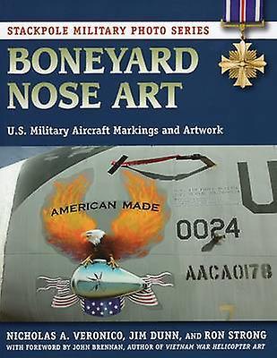 Boneyard Nose Art - U.S. Military Aircraft Markings and Artwork by Nic