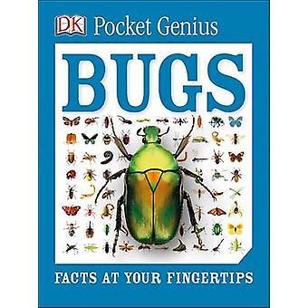 Pocket Genius - Bugs by DK Publishing - DK - 9781465445605 Book