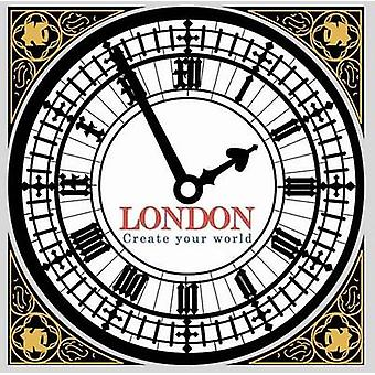 Colouring in Book Mini - London by New Holland Publishers - 978174257