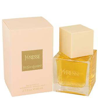 Yvresse door Yves Saint Laurent Eau De Toilette Spray 2.7 oz/80 ml (vrouwen)