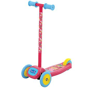 Peppa Pig Tilt ' N' turn Scooter