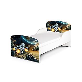PriceRightHome espaçonave cama da criança