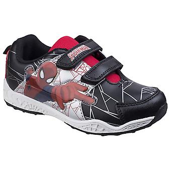 Leomil Childrens Boys Official Spiderman Shoes/Trainers