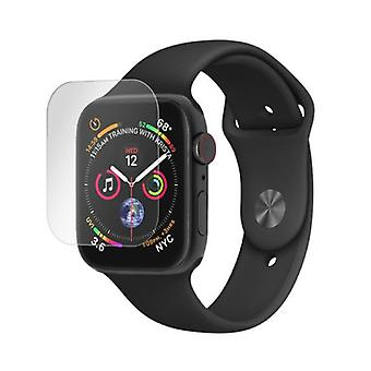 Stuff Certified ® 44mm Tempered Glass Clear Screen Protector for iWatch Series 4