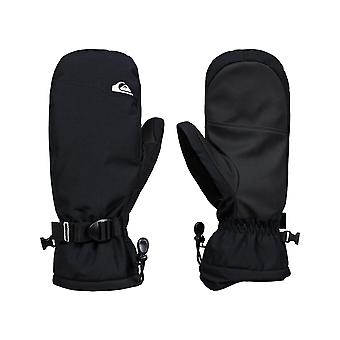 Quiksilver Mission Mittens in Black
