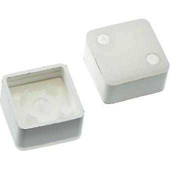 Tapa interruptor blanco Mentor 2271.1210 1 PC