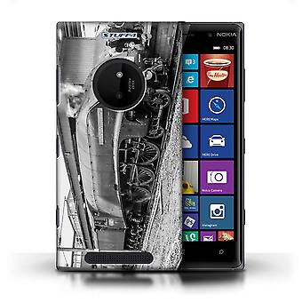 STUFF4 Case/Cover for Nokia Lumia 830/Union South Africa/Steam Locomotive