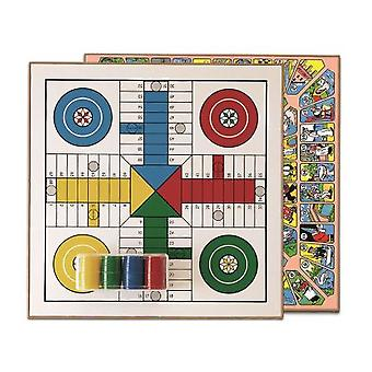 Cayro Tab. Parcheesi - Oca Mad. Acc. 33X33 Cm (Speelgoed , Bordspellen , Strategie)