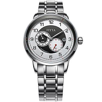 FIYTA mens stainless steel automatic watch - photographer