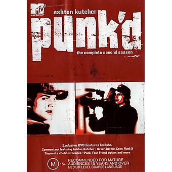 Punkd Movie Poster (11 x 17)