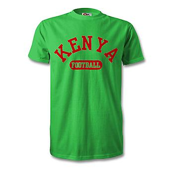 Kenya Football Kids T-Shirt