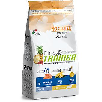 Trainer Fitness 3 Adult Mini Salmon (Dogs , Dog Food , Dry Food)