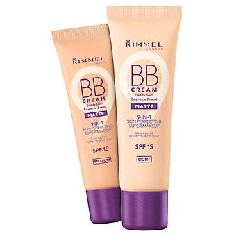 Rimmel London BB Cream Spf15 9in1 (Donna , Make up , Viso , BB Creams)