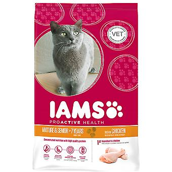 Iams Cat Senior & Mature 7+ Chicken 700g
