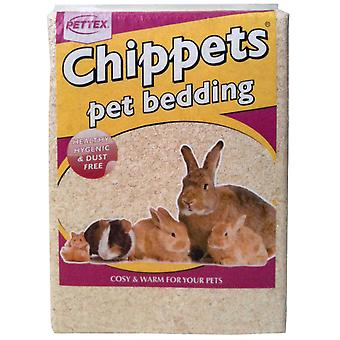 Chippets Compressed 35litre (Pack of 4)