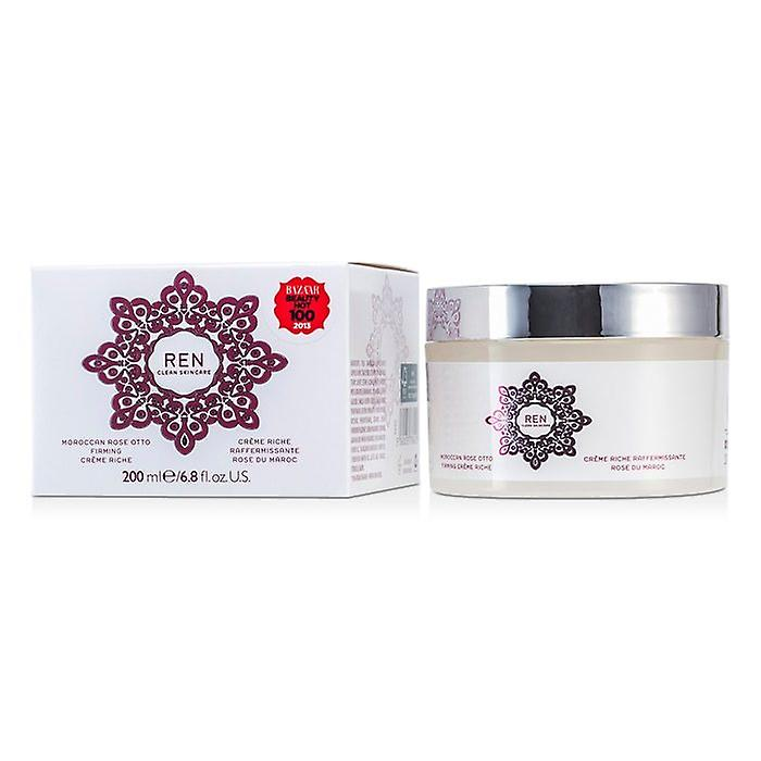 Ren Moroccan Rose Otto Firming Creme Riche (All Skin Types) 200ml/6.8oz