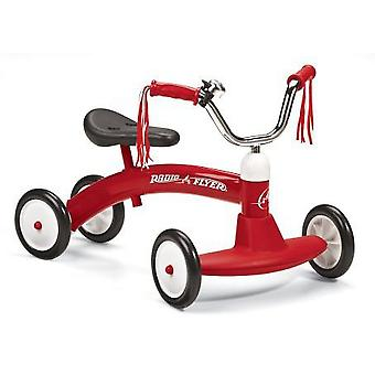 Radio Flyer Tricyclo Scoot-About