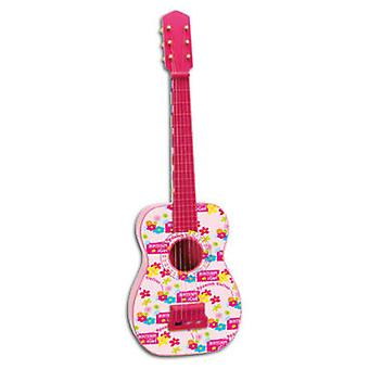 Bontempi Spanish guitar Rosa 71 Cm. I Girl