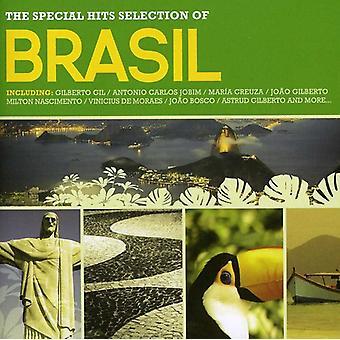 Særlige Hits udvalg af Brasil - særlige Hits udvalg af Brasil [CD] USA importerer